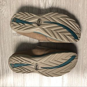 7c8ab720933d Chaco Shoes - Chaco Quinn Sandstone Slip On Mules Size 9